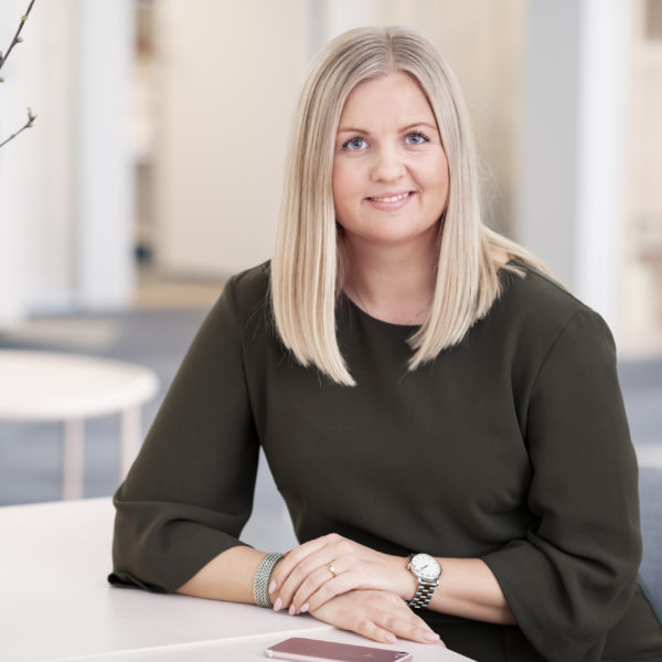 Julia Mattelin, on parental leave